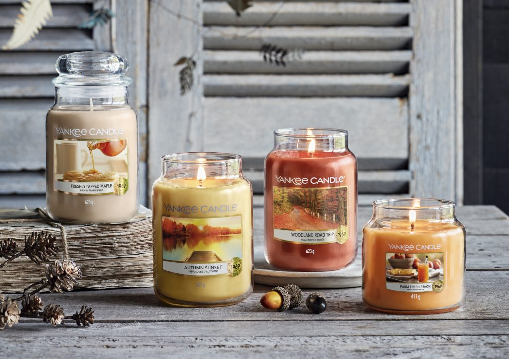 Collection Woodland Trip Yankee Candle